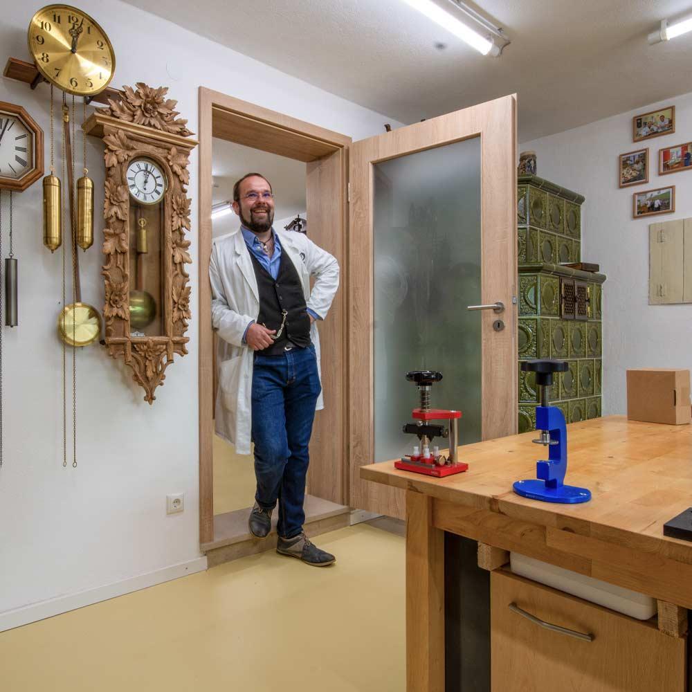 Uhrmachermeister Mittelfranken